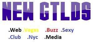 Maio de 2020 Novas vendas de Gtld
